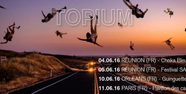 Tournée France mai 2016